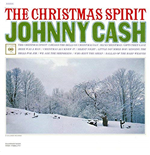 Vinile Johnny Cash - The Christmas Spirit - Colour Vinyl