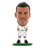 Soccerstarz - Real Madrid Gareth Bale - Home Kit (2018 Versi