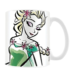Frozen - Elsa Illustration (Tazza)