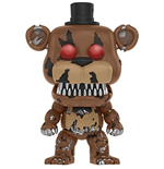 Funko Pop! Games - Five Nights At Freddy'S - Nightmare Freddy