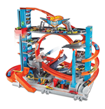Mattel FTB69 - Hot Wheels - City - Garage Delle Acrobazie