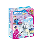 Playmobil 9473 - Magic - Troll Delle Nevi Con Slitta