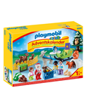 Playmobil 9391 - Christmas - Calendario Dell'Avvento 1.2.3 Natale Nel Bosco