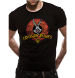 T-shirt Looney Tunes - Design: Logo