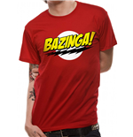 Big Bang THEORY: Bazinga (T-SHIRT Unisex )