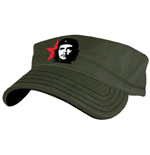 Che: Youth Green Military Flex (Cappellino)