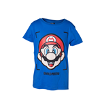 T-shirt Nintendo - Super Mario Face