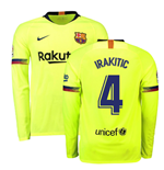 T-shirt manica lunga Barcellona 2018-2019 Away