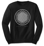 Bring Me The HORIZON: Sempiternal (T-SHIRT Manica Lunga Unisex )