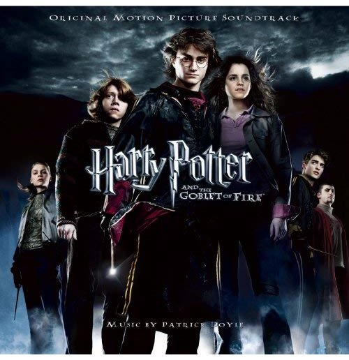 Vinile Patrick Doyle - Harry Potter And The Goblet Of Fire