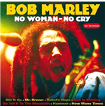 "Vinile Bob Marley - No Woman, No Cry (Live At The Lyceum, London) (7"")"