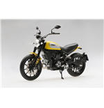 DUCATI SCRAMBLER CLASSIC 803cc ORANGE SUNSHINE
