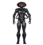 Dc Comics: Mattel FXF93 - Aquaman - Personaggio 30 Cm Black Manta