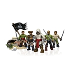 Action figure Assassin's Creed Pirate Crew set 94305