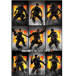 Call Of Duty: Black Ops 4 (Characters) Maxi Poster (Poster)