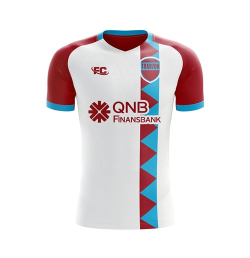 T-shirt Trabzonspor 2018-2019 Away