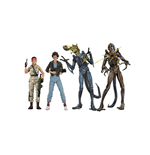 Action figure Alien - Design: Series Twelve 7 Inch Assorted Set Of 4