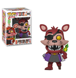 Funko Pop! Games - Five Nights At Freddy'S Pizza Simulator - Rockstar