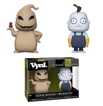 Nightmare Before Christmas (The): Funko Vynl - Oogie Boogie And Behe