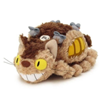 Studio Ghibli - Fluffy Cat Bus - Peluche M
