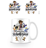 Kingdom Hearts - Logo (Tazza)