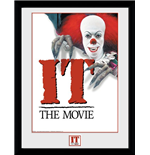 It - 1990 Poster (Stampa In Cornice 30x40cm)