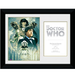 Doctor Who: 2nd Doctor Patrick Troughton (Stampa In Cornice 30x40cm)