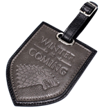 Game Of Thrones: Winter Is Coming Luggage Tag (Targhetta Portaindirizzo)