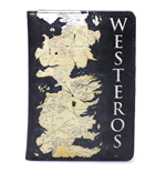 Game Of Thrones: Westeros Passport Wallet (Boxed) (Portadocumenti)