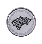 Game Of Thrones: Stark Pin Badge Enamel (Spilla Smaltata)