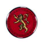 Game Of Thrones: Lannister Pin Badge Enamel (Spilla Smaltata)