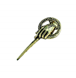 Game Of Thrones: Hand Pin Badge Enamel (Spilla Smaltata)