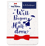 Disney: Mary Poppins - Well Begun Is Half Done (Quaderno)