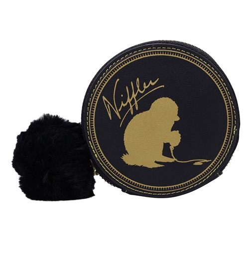 Fantastic Beasts: Niffler Purse Coin Round (Portamonete)