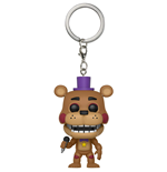 Funko Pop! Keychain - Five Nights At Freddy'S Pizza Simulator - Rockstar