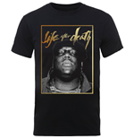 Notorious B.I.G. (THE): Biggie SMALLS: Life Gold (T-SHIRT Unisex )