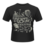 My Chemical ROMANCE: Scary (T-SHIRT Unisex )
