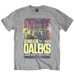 Doctor WHO: Daleks Grey (T-SHIRT Unisex )