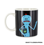 Rick And Morty: Mr Meeseeks (Tazza Termosensibile)