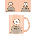 Pusheen (Hello Goodbye) Colour Mug (Tazza)