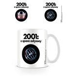 2001: A Space Odyssey - Ships (Tazza)