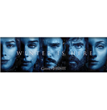 Game Of Thrones - Winter Is Here (Poster Slim 30X91,5 Cm)