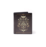 Nintendo: Legend Of Zelda (The) - Hyrule Kingdom Bifold Black (Portafoglio)
