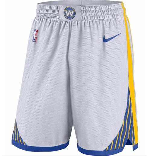 Pantaloncini short Golden State Warriors Classic Edition Swingman