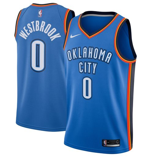 Maglia Oklahoma City Thunder Classic Edition Swingman
