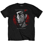 T-shirt The Rolling Stones da uomo - Design: Tattoo You Circle