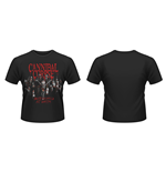 T-shirt Cannibal Corpse Butchered At Birth (2015)