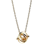 Harry Potter: Spinning Time Turner (Collana) 30Mm