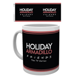 Friends - Holiday Armadillo (Tazza)
