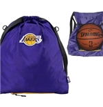 Los Angeles Lakers Gym Sack